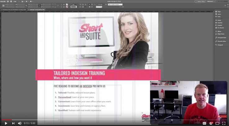 Adobe InDesign CC March 2018 Updates