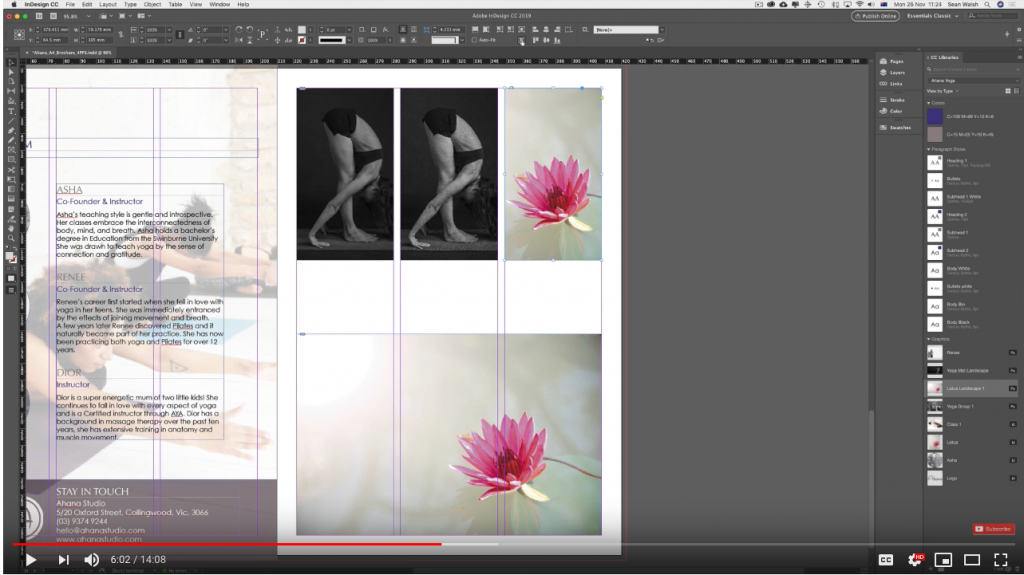 New features in InDesign CC 2019
