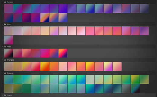 Photoshop Gradients (Hero Image)